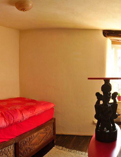 Lehmgefühl - Einzelzimmer Sansibar