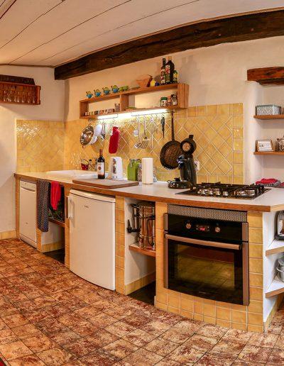 Lehmgefühl - Küche